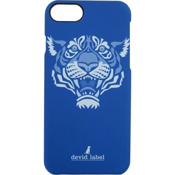 Bolsos funda móvil Devid Label TIGER IPHONE CASE | BLU |  | CVTGR bleu