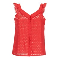 textil Mujer Tops / Blusas Betty London  Rojo