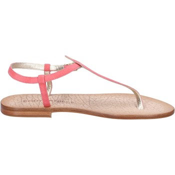 Zapatos Mujer Sandalias Eddy Daniele AX914 Rosa
