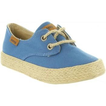 Zapatos Niños Zapatillas bajas MTNG 47509 TURE Azul