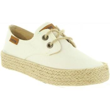 Zapatos Niños Zapatillas bajas MTNG 47509 TURE Blanco