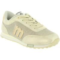 Zapatos Niña Zapatillas bajas MTNG 83600 DROLL Gold