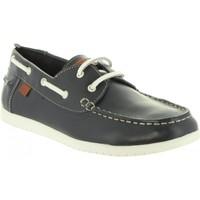 Zapatos Niño Zapatos náuticos MTNG 47522B Azul