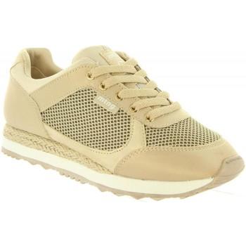 Zapatos Mujer Zapatillas bajas MTNG 69187 VITA Beige
