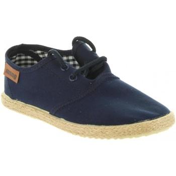 Zapatos Niño Alpargatas MTNG 47105 LANDY Azul