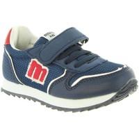 Zapatos Niños Zapatillas bajas MTNG 47601 VOIL Azul