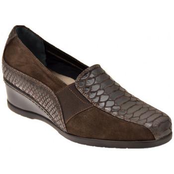 Zapatos Mujer Mocasín Confort
