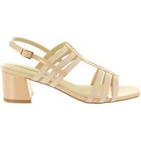 Zapatos Mujer Sandalias Maria Mare 67170 Beige