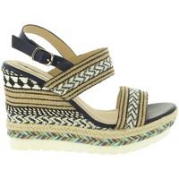 Zapatos Mujer Sandalias Maria Mare 67173 Azul