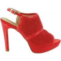 Zapatos Mujer Sandalias Maria Mare 67099 Rojo