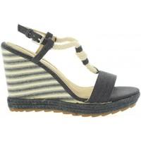 Zapatos Mujer Alpargatas Maria Mare 67109 Azul