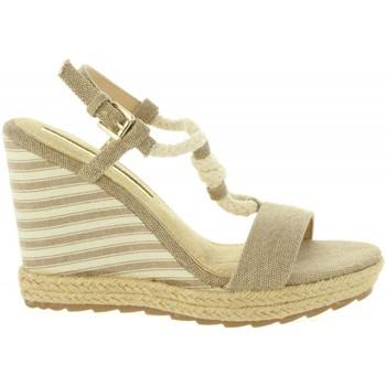 Zapatos Mujer Alpargatas Maria Mare 67109 Beige