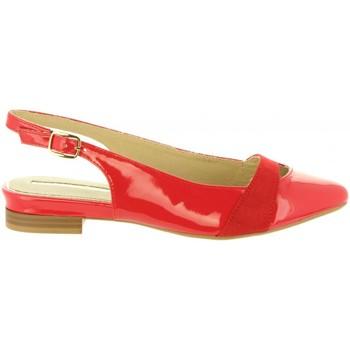 Zapatos Mujer Bailarinas-manoletinas Maria Mare 66977 Rojo