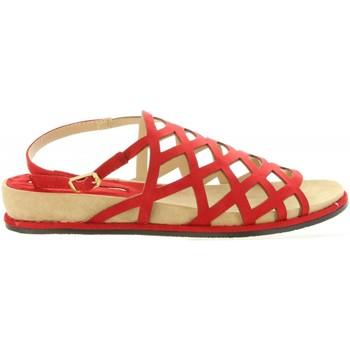 Zapatos Mujer Sandalias Maria Mare 67074 Rojo