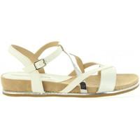 Zapatos Mujer Sandalias Maria Mare 67075 Plateado