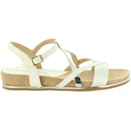 Maria Mare 67075 Plateado - Envío gratis | ! - Zapatos Sandalias Mujer