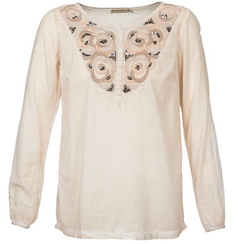 textil Mujer Tops / Blusas Cream LILA Beige