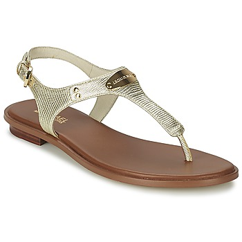 Zapatos Mujer Sandalias MICHAEL Michael Kors MK PLATE Dorado