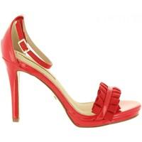 Zapatos Mujer Sandalias Maria Mare 67103 Rojo