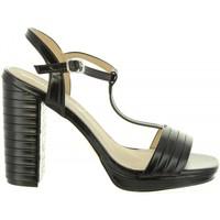 Zapatos Mujer Sandalias Maria Mare 67116 Negro