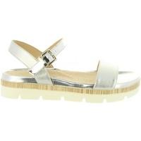 Zapatos Mujer Sandalias Maria Mare 67218 Plateado