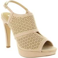 Zapatos Mujer Sandalias Maria Mare 67099 Beige