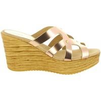 Zapatos Mujer Sandalias Cumbia 30986 Rosa