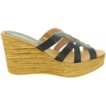 Zapatos Mujer Sandalias Cumbia 30986 Negro