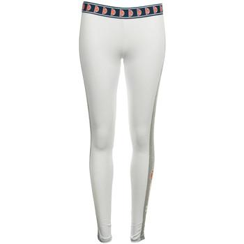 textil Mujer leggings Ellesse Femme Legging Blanc Blanco