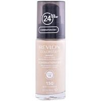 Belleza Mujer Base de maquillaje Revlon Gran Consumo Colorstay Foundation Combination/oily Skin 150-buff