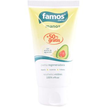 Belleza Cuidados manos & pies Famos Crema Manos Regeneradora Aceite De Aguacate  75 ml