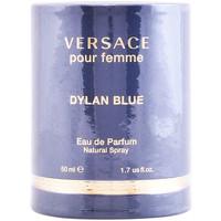 Belleza Mujer Perfume Versace Dylan Blue Femme Edp Vaporizador  50 ml