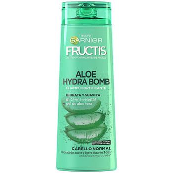 Belleza Champú Garnier Fructis Aloe Hydra Bomb Champú Fortificante  360 ml