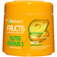 Belleza Acondicionador Garnier Fructis Nutri Repair-3 Mascarilla