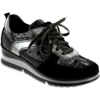 Zapatos Mujer Zapatillas bajas Mephisto Vicky Cuero negro