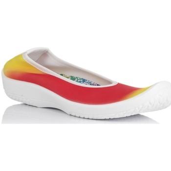 Zapatos Mujer Tenis Arcopedico LOLITA EDICION ESPA?A ROJO