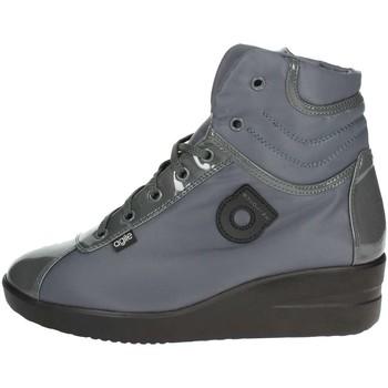 Zapatos Mujer Zapatillas altas Agile By Ruco Line 200-54 Gris antracita