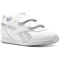 Zapatos Niños Zapatillas bajas Reebok Sport Royal Classic Jogger 20 2V Blanco