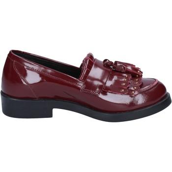 Zapatos Mujer Mocasín Emanuélle Vee BX382 rojo