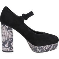 Zapatos Mujer Zapatos de tacón Emanuélle Vee BX384 negro