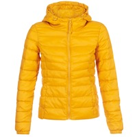 textil Mujer plumas Only ONLTAHOE Amarillo