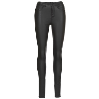 textil Mujer pantalones con 5 bolsillos Only ONLROYAL Negro