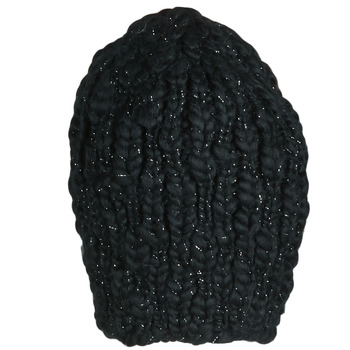 Accesorios textil Mujer Gorro André MARGUERITE Negro