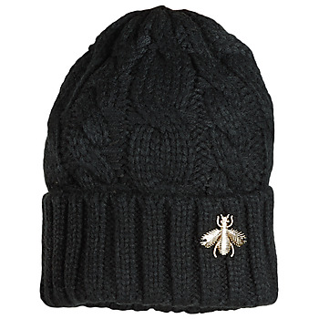 Accesorios textil Mujer Gorro André ROSALIE Negro