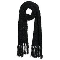 Accesorios textil Mujer Bufanda André BLANDINE Negro