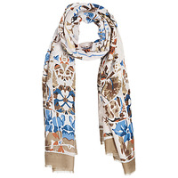 Accesorios textil Mujer Bufanda André ADELE Beige
