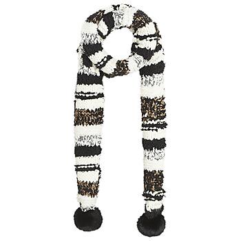 Accesorios textil Mujer Bufanda André JUSTINE Negro