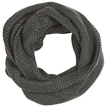 Accesorios textil Hombre Bufanda André CHEVRON Gris / Antracita