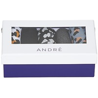 Accesorios Mujer Calcetines André LEOSOCKS Multicolor