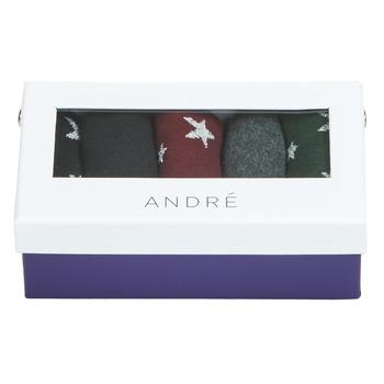 Accesorios textil Mujer Calcetines André ESTRELLA Multicolores
